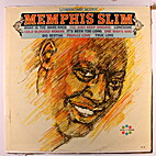 Lonesome Blues by Memphis Slim