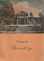 Syamali by Rabindranath Tagore