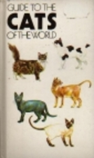 Guide to the Cats of the World by Howard…