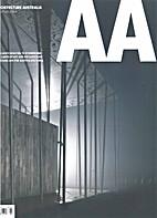 Architecture Australia Vol.103, No.4