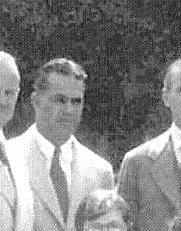 Author photo. Part of group photo 1932