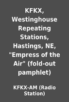 KFKX, Westinghouse Repeating Stations,…