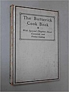 The Butterick cook-book by Helena Judson