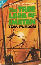 The tree lord of Imeten by Tom Purdom