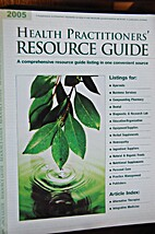 Health Practitioners' Resource Guide