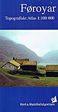 Føroyar : topografiskt atlas