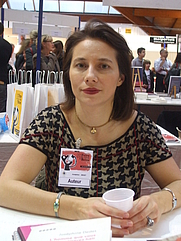 Author photo. By Le grand Cricri - Own work, CC BY-SA 3.0, <a href=&quot;https://commons.wikimedia.org/w/index.php?curid=13983398&quot; rel=&quot;nofollow&quot; target=&quot;_top&quot;>https://commons.wikimedia.org/w/index.php?curid=13983398</a>