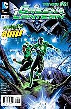 Green Lantern #8 by Geoff Johns