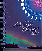 Astro Moon Diary 2015 by Astrocal
