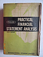 Practical financial statement analysis by…