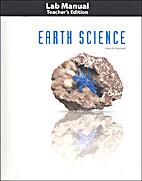 Earth Science Lab Manual Teacher's Edition…