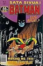 Batman 8/1991 by Marv Wolfman