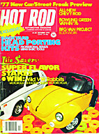Hot Rod 1976-10 (October 1976) Vol. 29 No.…