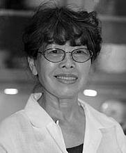 Author photo. Hisoo Shin Hepinstall