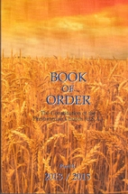 Book of Order 2013-2015: Constitution of the…