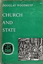 Church and State by Douglas Woodruff