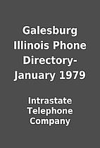 Galesburg Illinois Phone Directory-January…