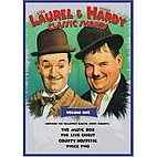 Laurel and Hardy Classic Shorts: Volume One…