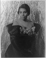 Author photo. Marian Anderson (1897-1993)
