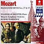 Mozart Piano Concertos Nos. 27 & 15 by…