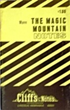 CliffsNotes on Mann's The Magic Mountain by…