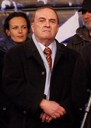 Author photo. Jiří Gruša