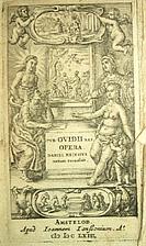 P. Ovidius Naso by Ovid