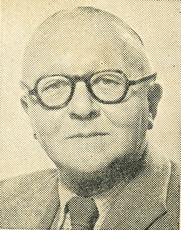 Author photo. E. John Holmyard