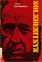 Solzhenitsyn by Christopher Moody