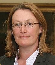 Author photo. Ruth Byrne