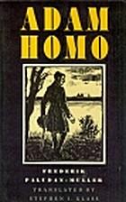 Adam Homo by Fr. Paludan-Müller