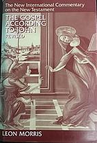 The Gospel of John by J. Ramsey Michaels