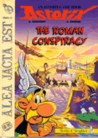 The Roman Conspiracy (Asterix game books) by…