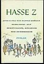 Hasse Z by Hasse Zetterström