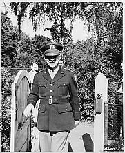 Author photo. Major General John R. Deane