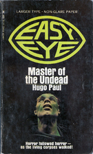 Master of the Undead by Hugo Paul