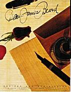 Dear James Beard: Recipes and reminiscing…