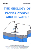 The Geology of Pennsylvania's Groundwater by…