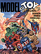 Model and Toy Collector Super Hero Annual by…