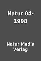 Natur 04-1998 by Natur Media Verlag