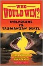 Who Would Win? Wolverine vs. Tasmanian Devil…