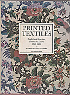 Printed Textiles: English and American…