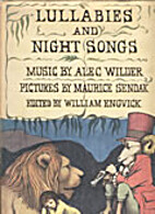 Lullabies and Night Songs by Alec Wilder