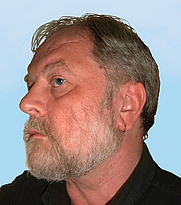 Author photo. Richard James Bentley. Photo courtesy of the author.