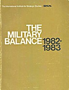 The Military Balance 1982-1983 by…