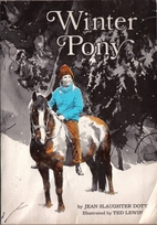Winter pony by Jean Slaughter Doty