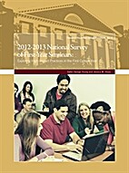 2012-2013 National Survey of First-Year…