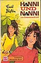 Hanni und Nanni 06. Hanni und Nanni im…