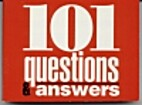 Medscape's 101 Questions & Answers by…