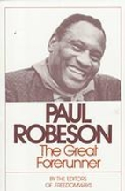 Paul Robeson, the great forerunner by…